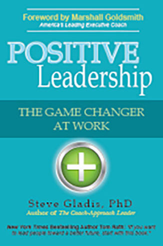Positive Leadership front cover book image