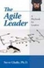 The Agile Leader: A Playbook for Leaders  book cover image