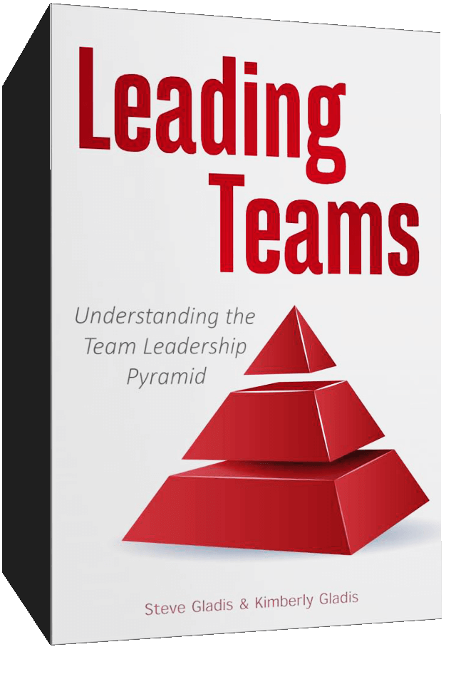 Leading Teams front cover book image